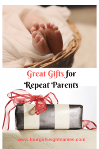 great gifts for repeat parents