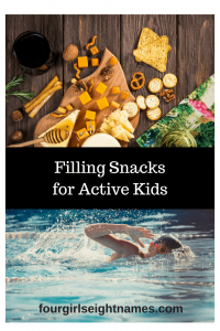 healthy filling snacks for kids