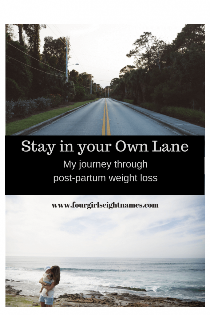 post-partum weight loss