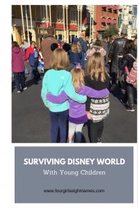 surviving disney world